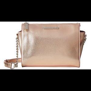 Steve Madden crossbody bag rose gold/copper